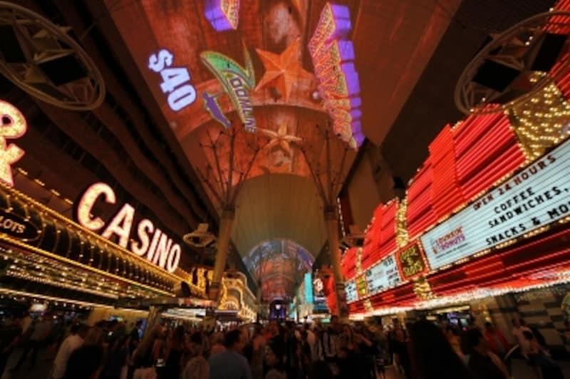 カジノの街、ラスベガスへ!