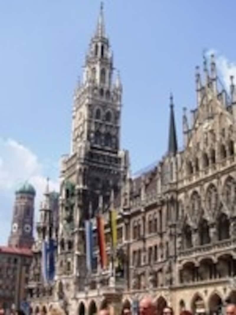 交通・宿泊ともロマンチック街道観光と好相性のミュンヘン