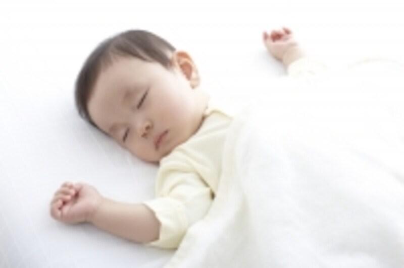 乳幼児の眠り