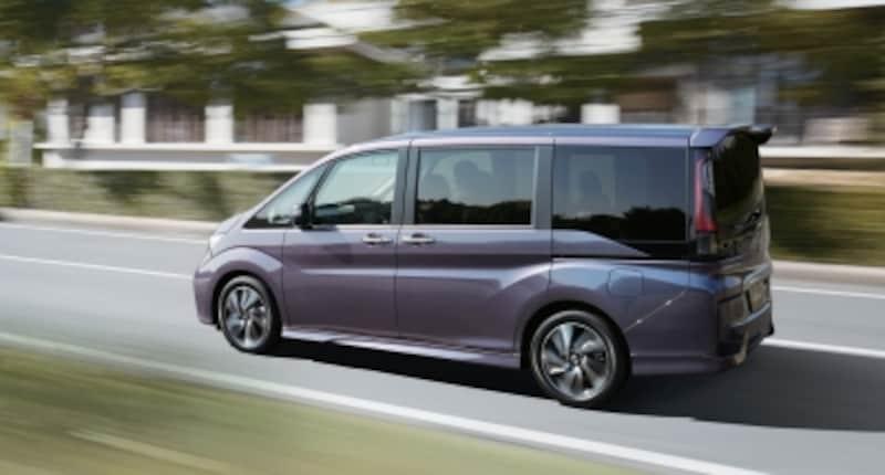 新型ステップワゴン