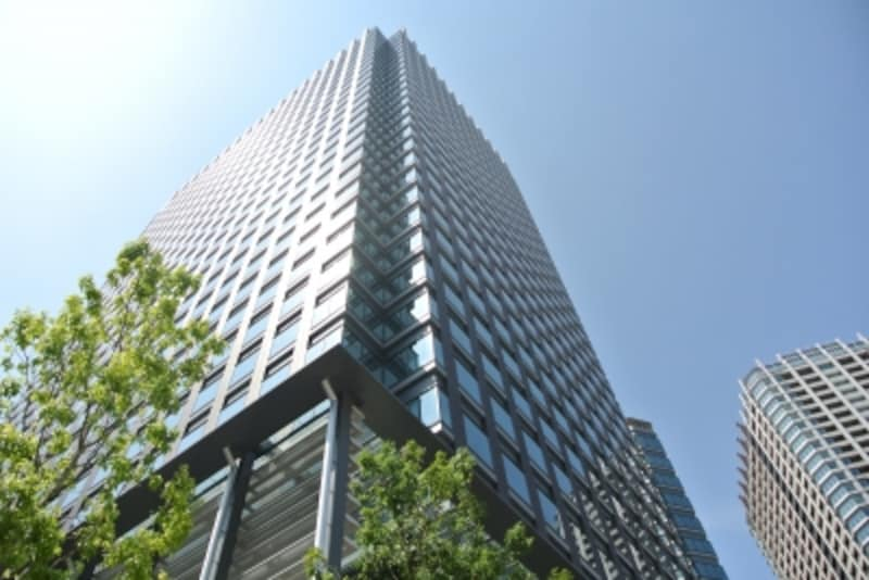 「大崎ブライトタワー」
