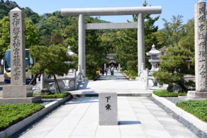 元伊勢undefined籠神社