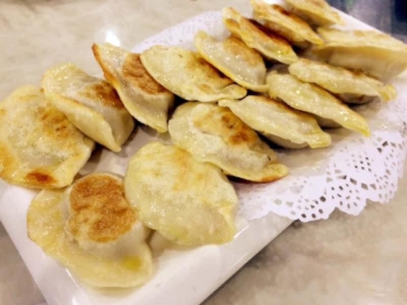 北京B級グルメレストラン「餃子(老辺餃子館)」
