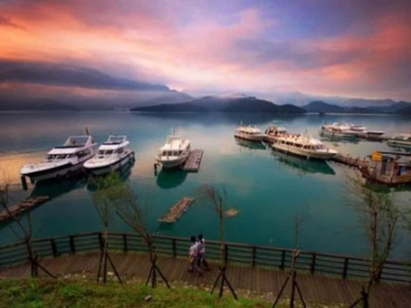 台湾八景の1つ、日月潭©中華民国観光局/黄振華撮影