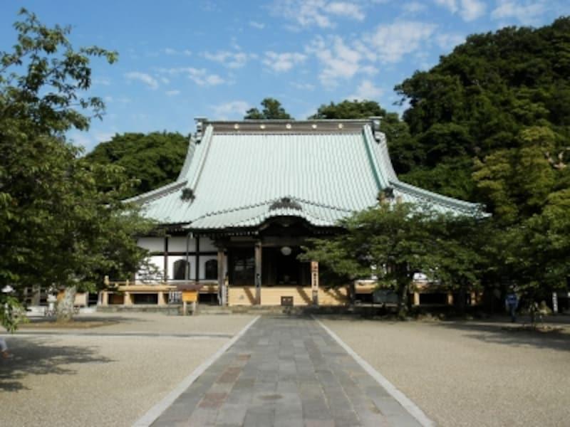 光明寺の大殿