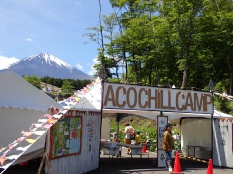 アコチル,ACOCHiLL,子どもが主役,CHILLOUT,NewAcousticCamp,御殿場,樹空の森,キャンプ,フェス