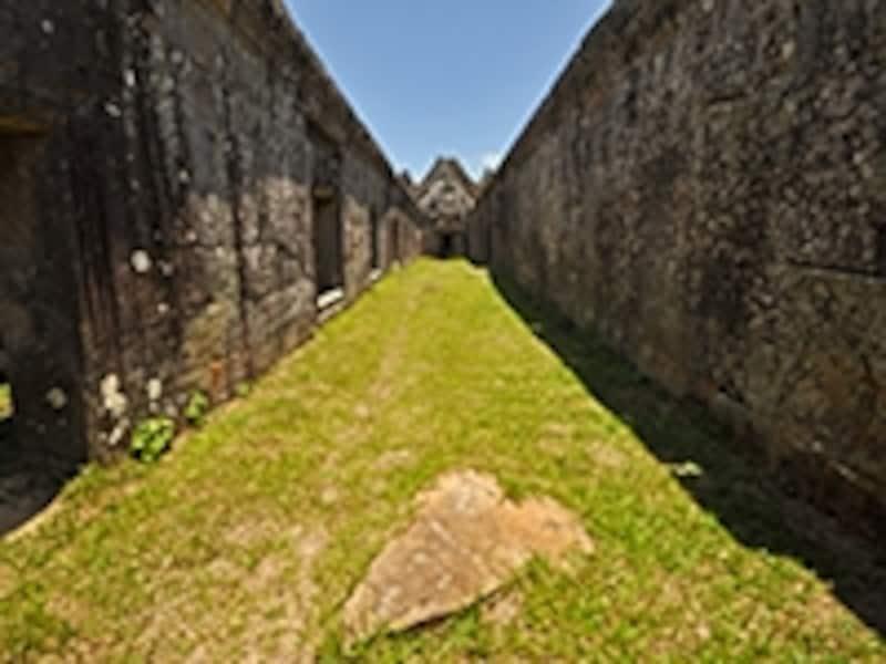 第三塔門の宮殿内部