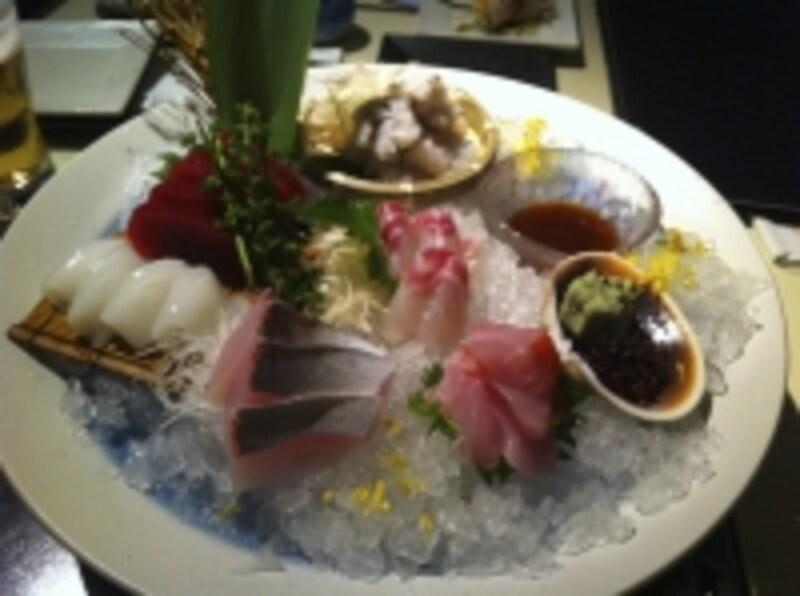 魚やお刺身はパレオダイエットの代表的な日本食メニュー