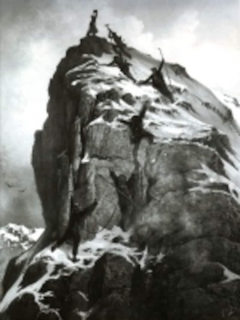 マッターホルン初登頂