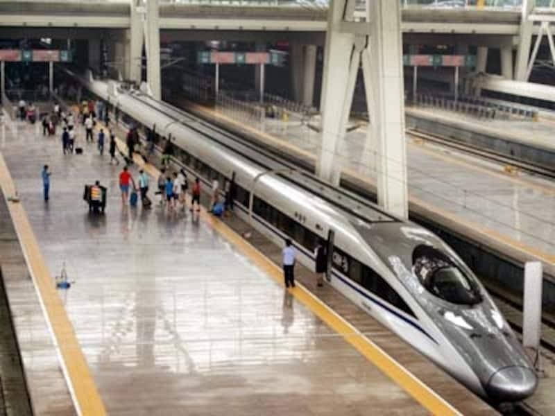 中国高速鉄道「新幹線」