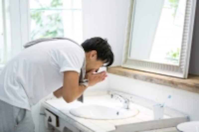男の洗顔アイテムがパワーアップ!