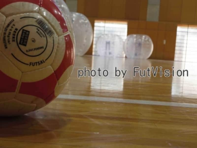 バブルサッカーとは