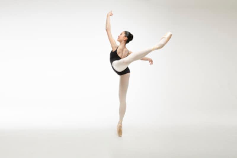 バレエの手の動きのポイント