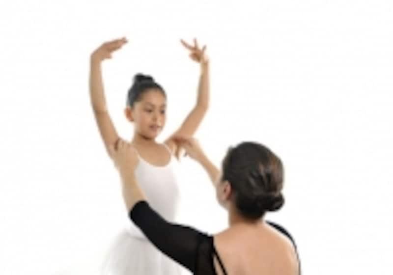 バレエの美しさは、腕の動きの表現力によるところが大きいです。