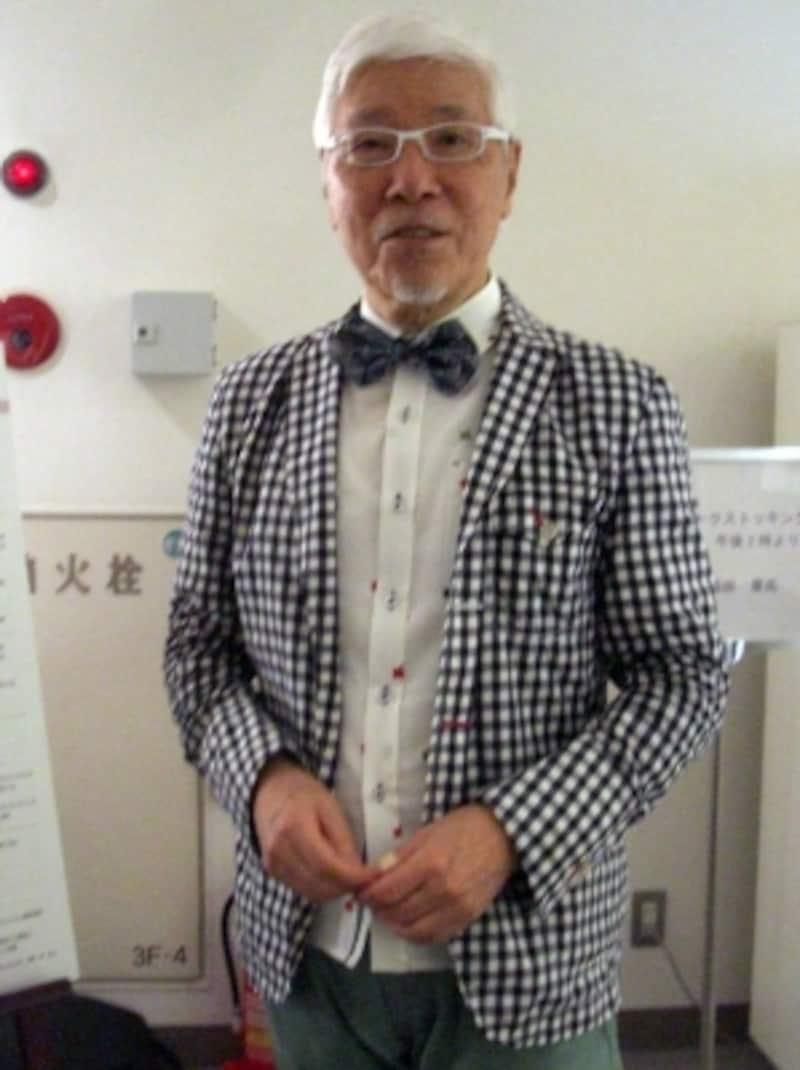 鴇田章さん