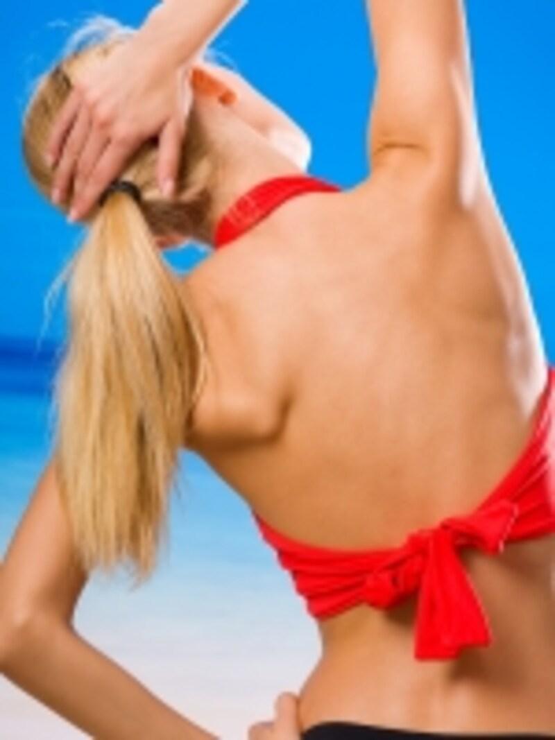 肩甲骨はいくらでも動く!ゆっくりほぐして可動域を広げれば、スッキリ背中、柔らか胸があなたのものに!?