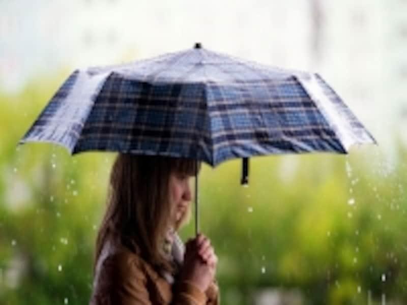 梅雨はジメジメ&イライラ