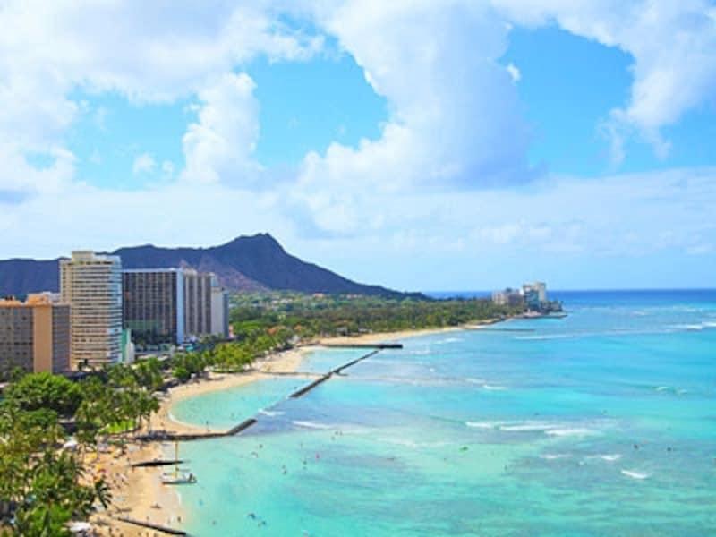 LCC参入でハワイ旅行がグッ身近に