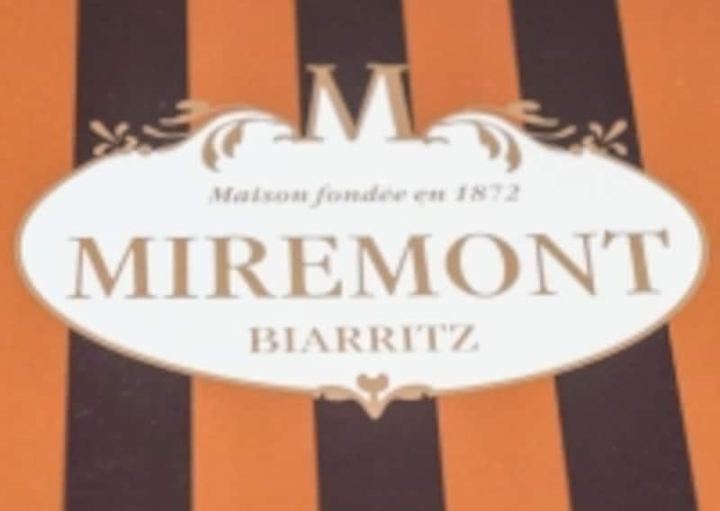バスク地方ビアリッツの老舗菓子店「Miremont(ミルモン)」