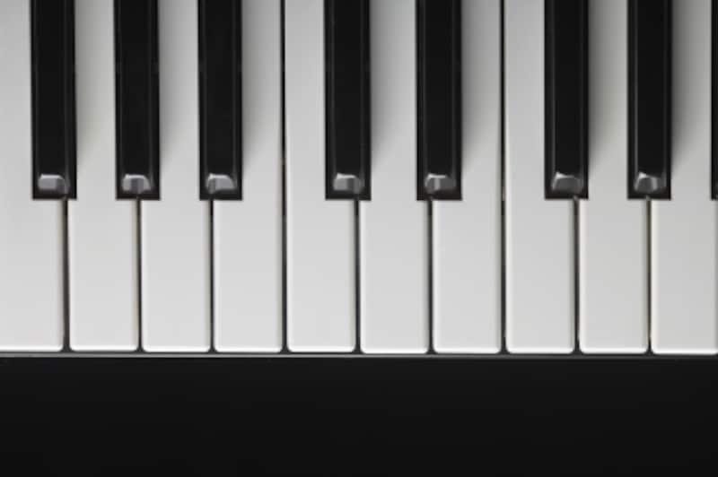 鍵盤の写真
