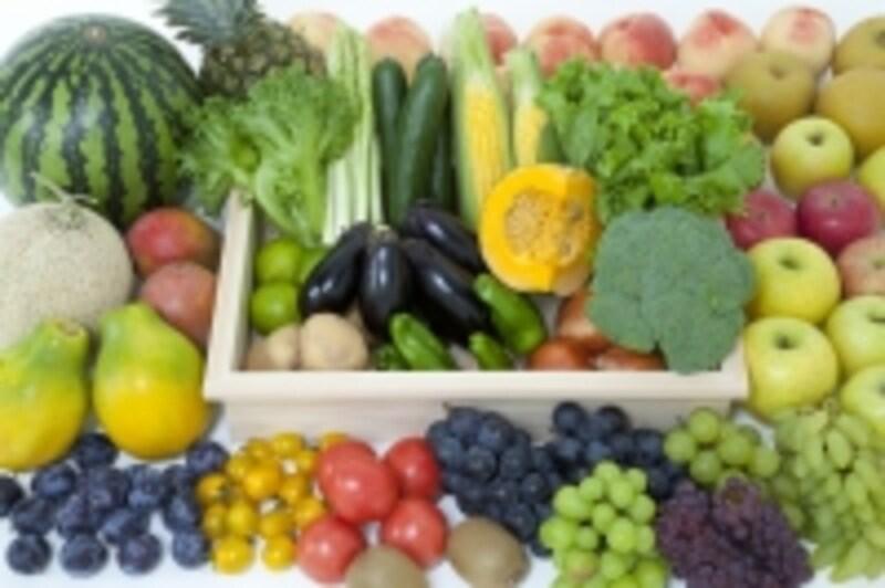 歯,口腔,健康,ヘルスケア,野菜,果物,不足,生活習慣病,循環器,ビタミン,ミネラル,抗酸化成分,長寿,