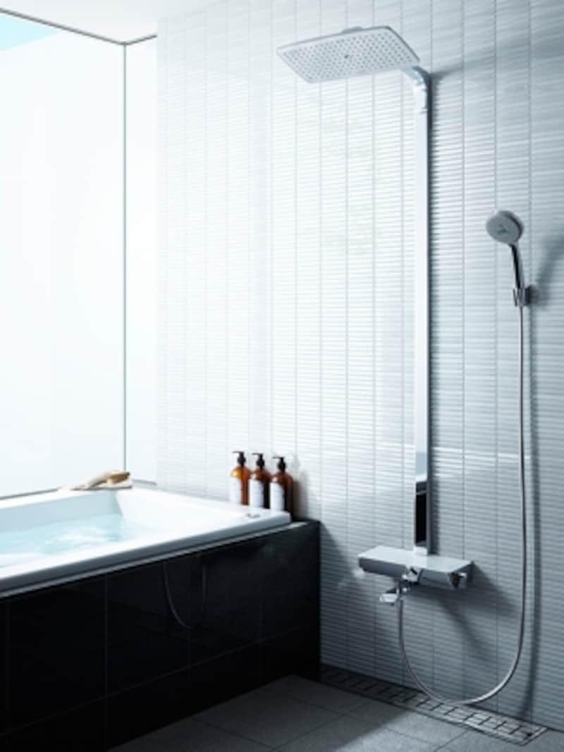風呂のシャワー
