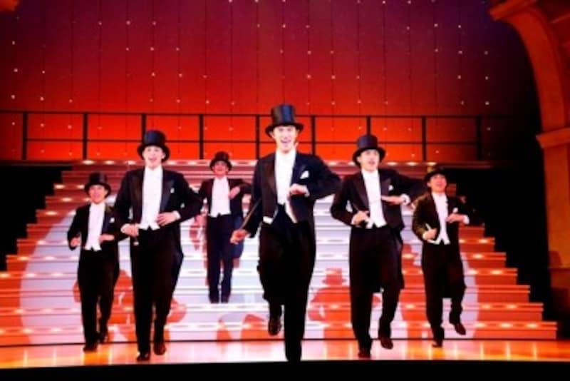 『宝塚BOYS』過去の公演より。写真提供:東宝演劇部