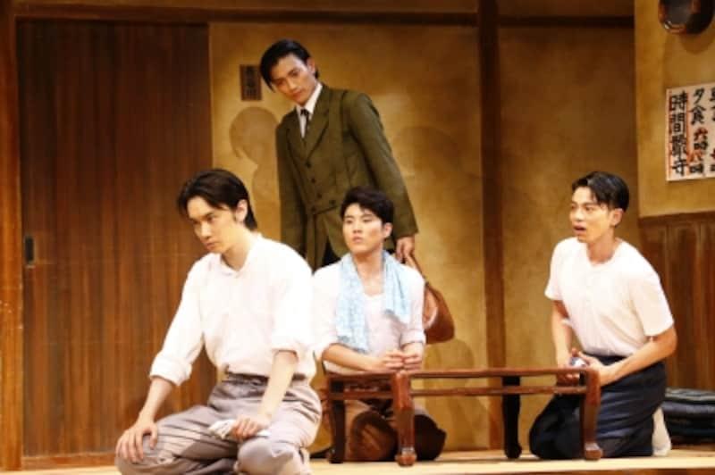 『宝塚BOYS』写真提供:東宝演劇部