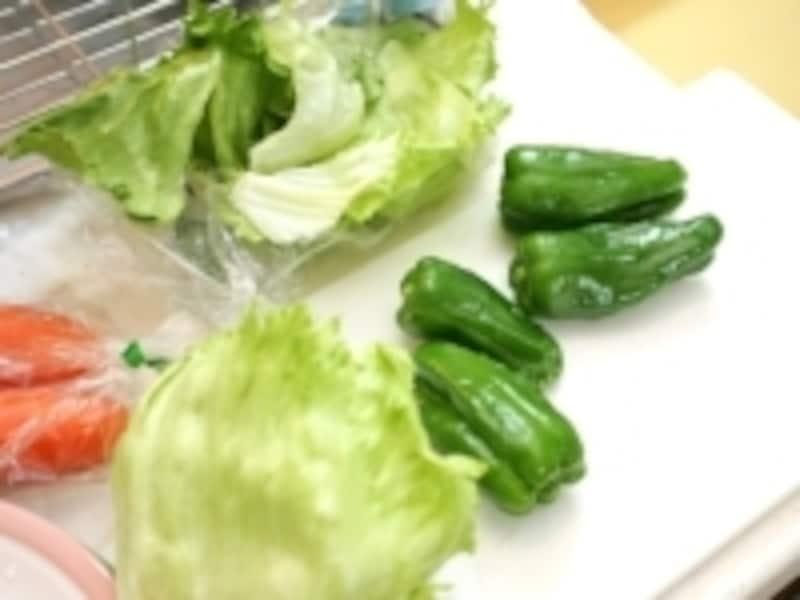 調理中に出た野菜くずなどは、生ゴミ処理機等が無い場合はなるべく密封して捨てるのが、ゴキブリを寄せ付けないコツです。ジャガイモ、玉ねぎ、肉魚に注意