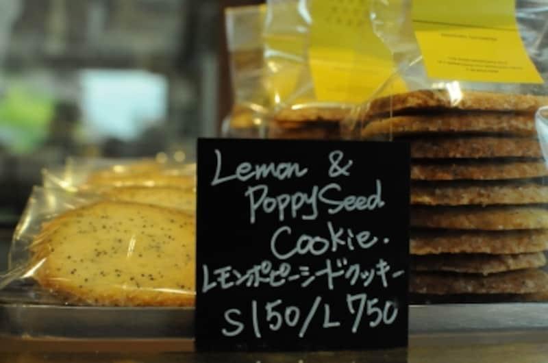 レモンポピーシードクッキー