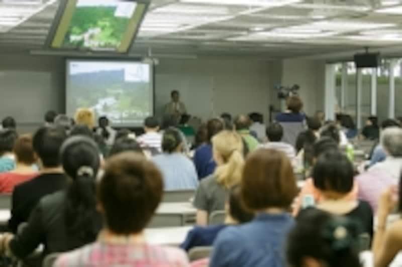 京都精華大学の講演会は誰でも参加できます