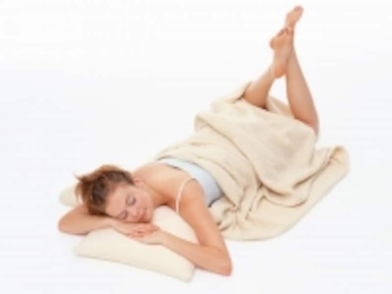 夏は特に暑さやムレの問題で寝苦しくなりやすいのです。