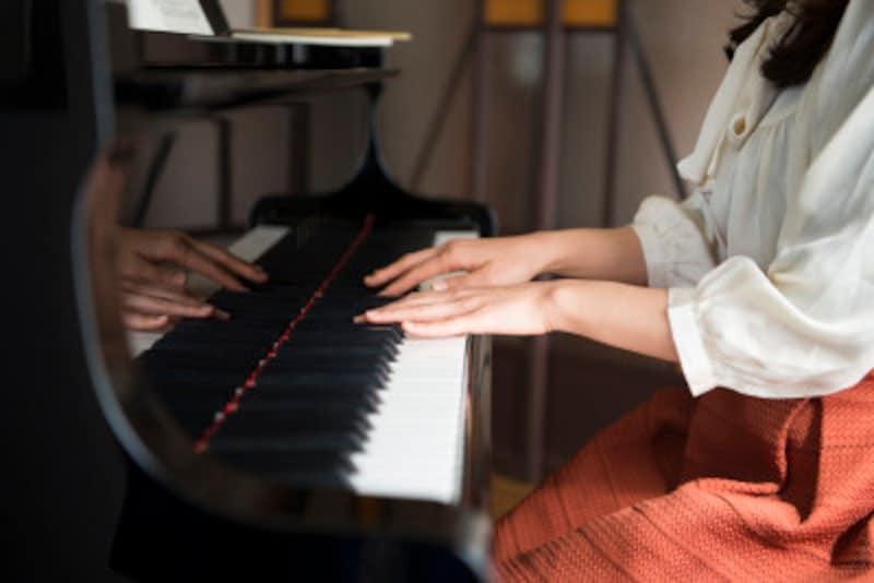 ピアノの演奏に違いがでる理由は?