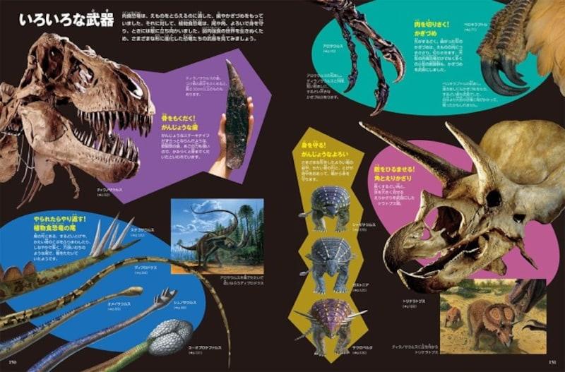 『恐竜(新版)』(小学館の図鑑NEO)
