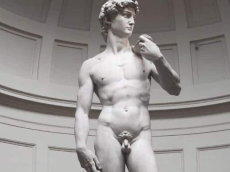 ダヴィデ像