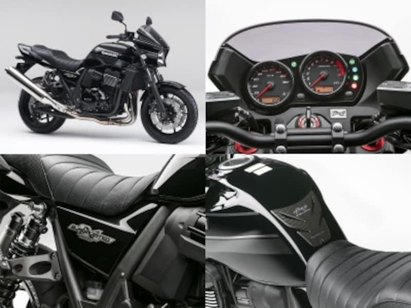 ZRX1200DAEGundefinedブラックエディション