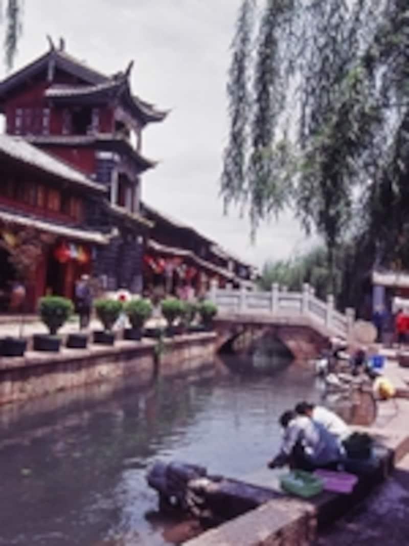 水の都の美しい風景©牧哲雄