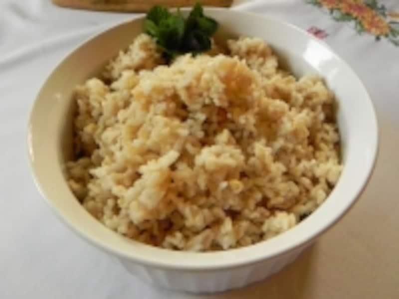 玄米が苦手な人でも「酵素玄米」ならOK!?
