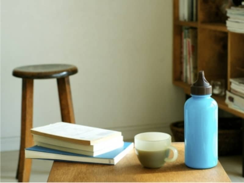 水筒は自宅で使っても便利