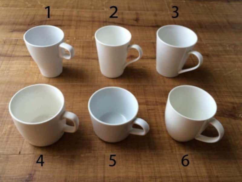 白いマグカップ6選
