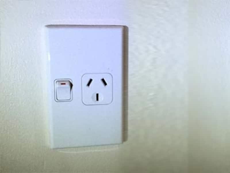 ニュージーランドの電圧は230-240V