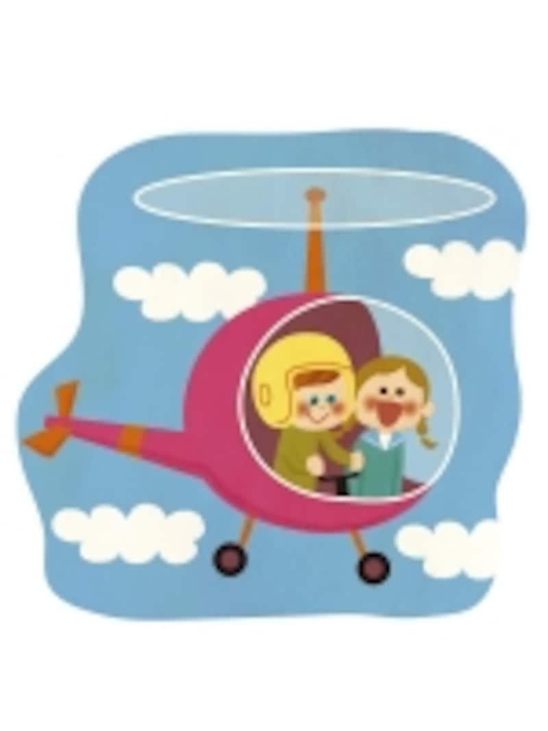 子供のそばを常に旋回、それがヘリコプターペアレント
