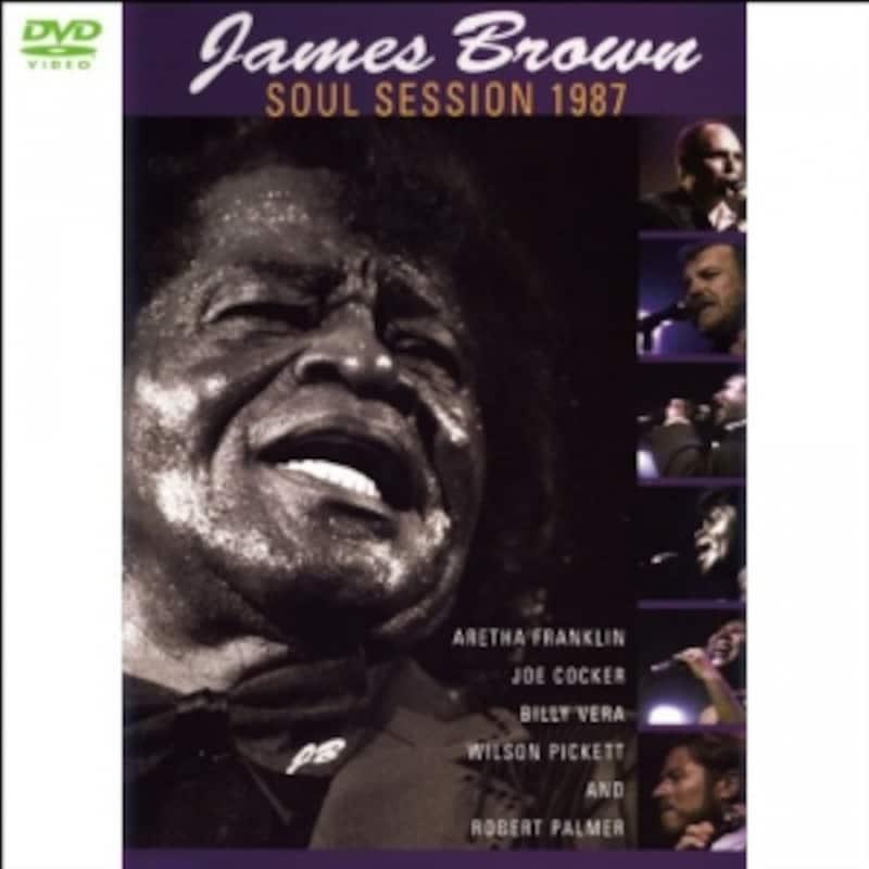 ジェームス・ブラウンソウルセッション1987[DVD]