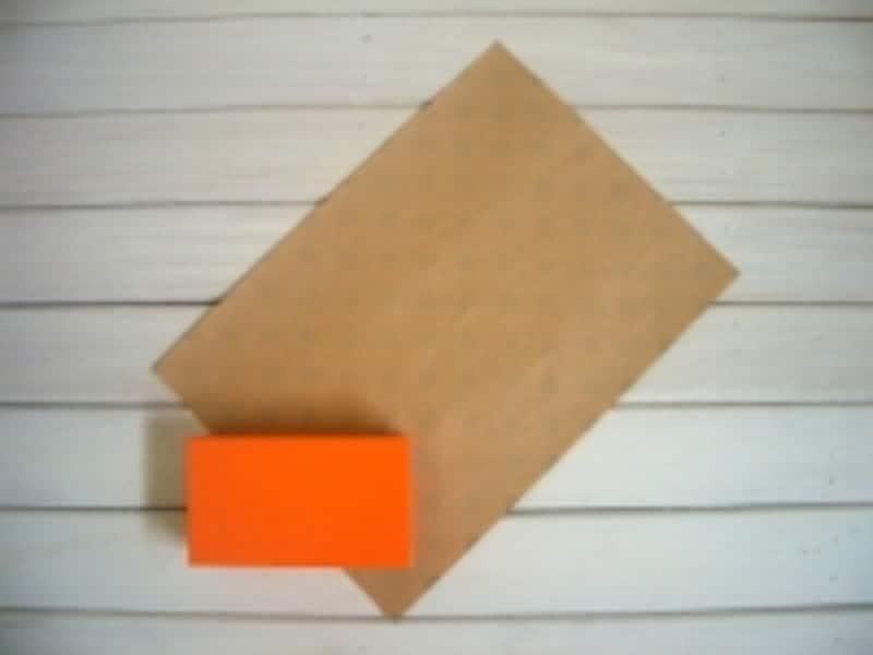 包装紙の包み方!ななめ包み/デパート包み:不祝儀用は箱を右側に