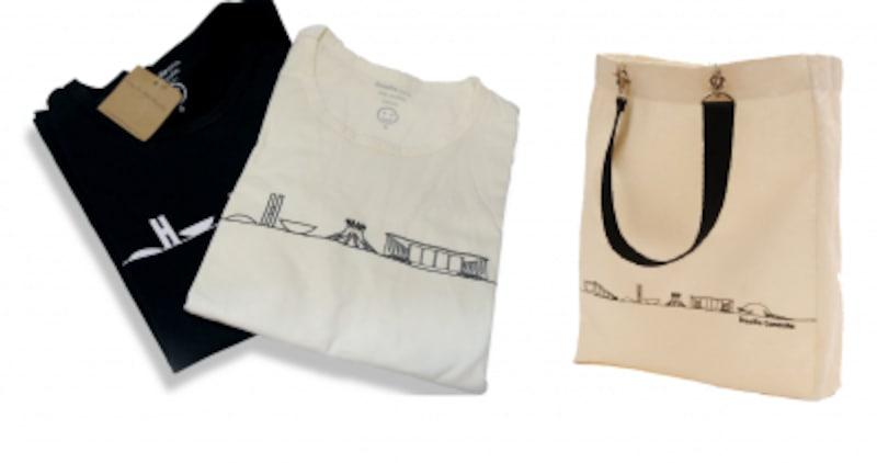 Tシャツとエコバックは人気商品