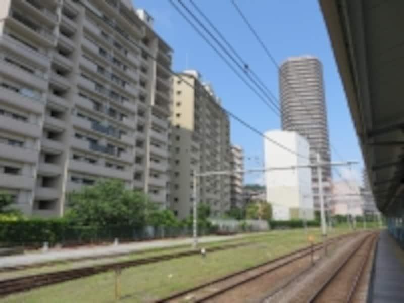 横須賀駅周辺