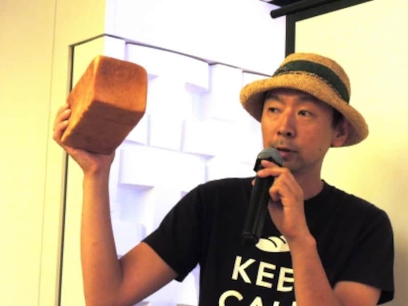 パンラボの池田浩明さん