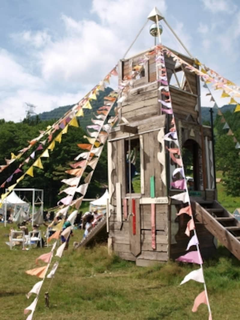 ピラミッドガーデン