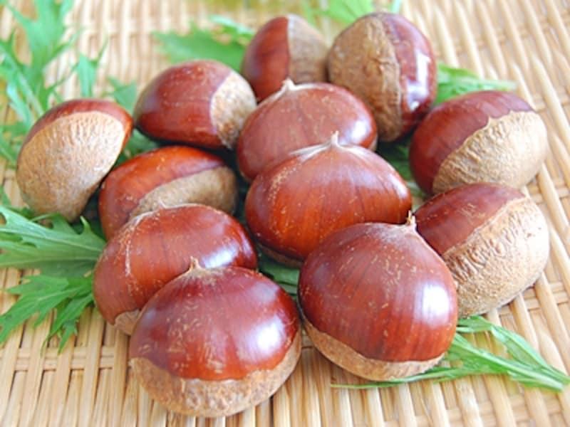 秋の味覚「栗」。あなたはどんな風に食べますか?