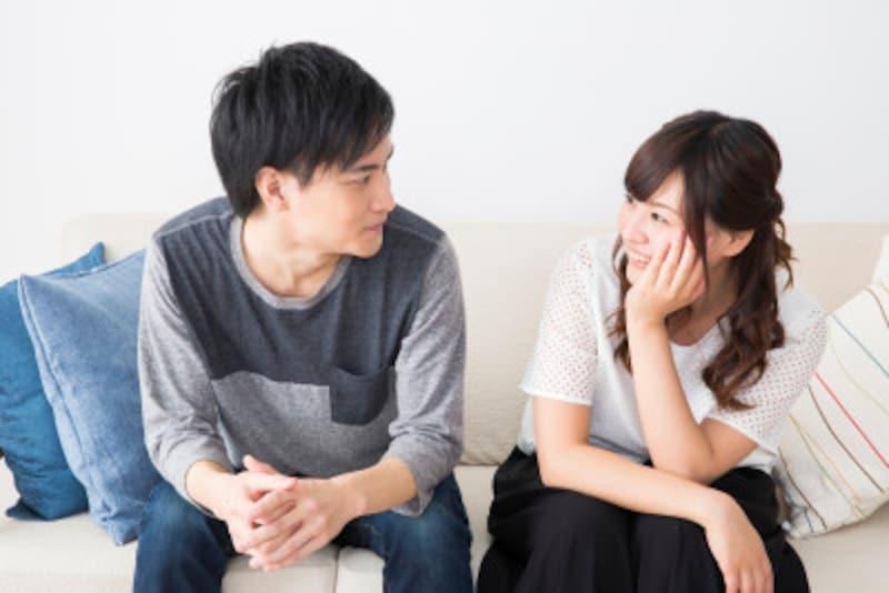 2人の関係性や愛情表現はさまざま